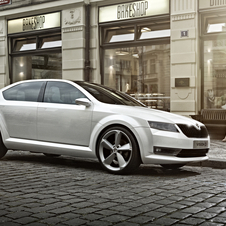 Skoda's plan is to make the Rapid more stylish to justify the price hike