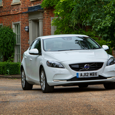 Volvo V40 T5 Mometum Geartronic