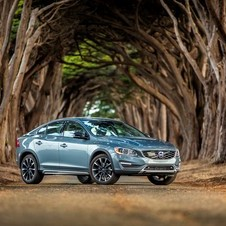 Volvo S60 Cross Country D4 Geartronic
