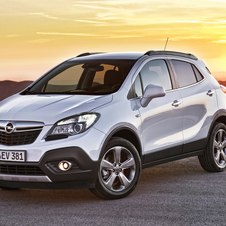 Chevrolet Considering Subcompact SUV Based on Opel Mokka and Buick Encore