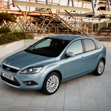 Ford Focus (UK) Gen.2 [C307]