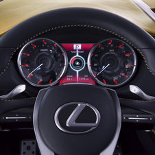 Lexus wants to appeal more in Europe