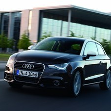 Audi A1 1.6 TDI Competition Line