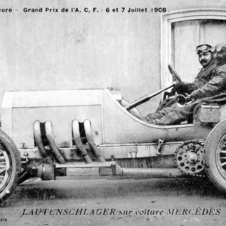 Mercedes 140 hp Grand Prix