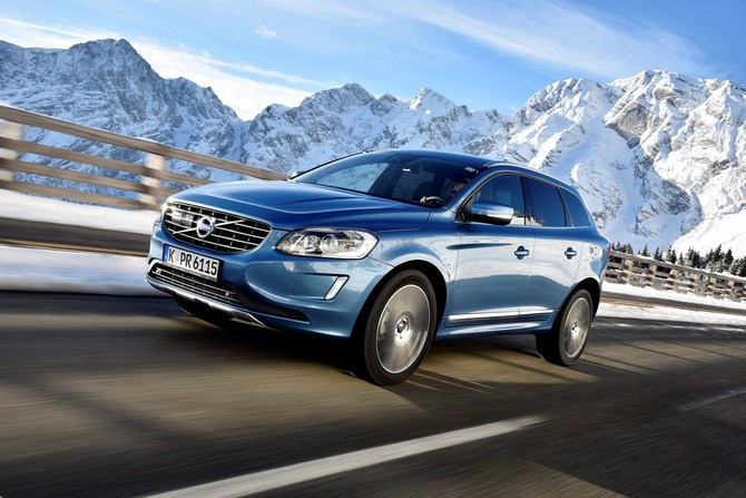 Volvo XC60 D3 Dynamic Geartronic