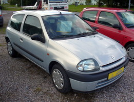 Renault Clio II 1.2 RN