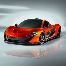 Clarkson selected the McLaren P1 as his car of the year