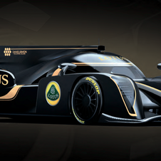 The new car will accept either the Lotus-Judd V8 or Nissan LMP2 engine