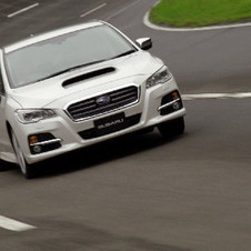 The Levorg will be on sale in Japan in the spring
