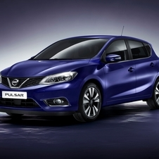 The new Pulsar will be sold with three turbo engine options