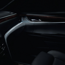 Cadillac XTS Using LEDs to Add Upscale Ambiance