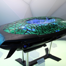Several designers came up with floating cities