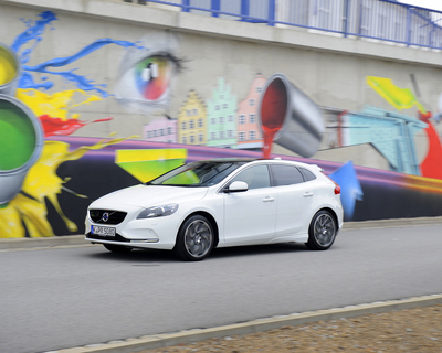 Volvo V40 You! Editionsmodell ab sofort bestellbar