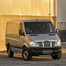 Sprinter Cargo Van 3500  170-in. WB