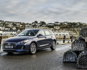 i30 1.6 CRDi Launch Edition