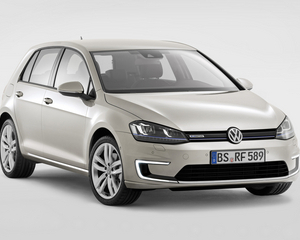 Golf BlueMotion TwinDrive