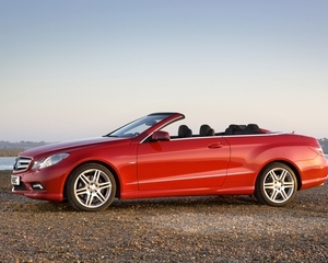 E 250 CDI BlueEfficiency Cabriolet Elegance