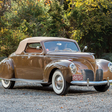 Zephyr Convertible Coupe