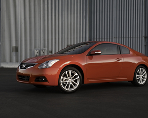 Altima Coupé 2.5 S CVT