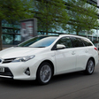 Auris Touring Sports Hybrid 1.8 E-CVT Excel