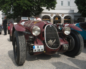 Alfa Romeo C A Botticella Spider Small on 1935 Alfa Romeo 8c 2900