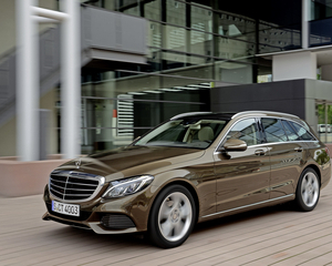 C 250d 4MATIC Station Wagon