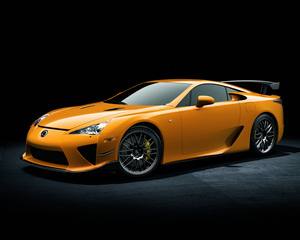 LFA Nürburgring Package