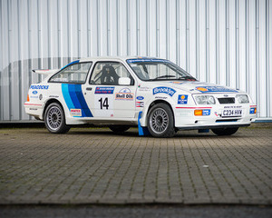 Sierra Cosworth Group N