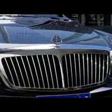 2011 Maybach 62 Facelift