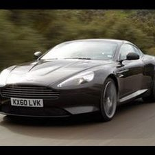 Aston Martin Virage video review by autocar.co.uk