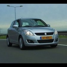 New 2010 Suzuki Swift roadtest