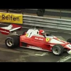 Rush - Lauda Vs Hunt - Film Preview: BBC F1 2012 - Round 6: Monaco GP