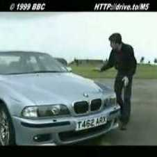 Old Top Gear - BMW M5