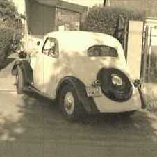 What a classic! Fiat Topolino of 1938.