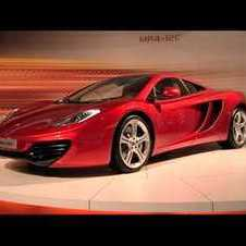 McLaren MP4-12C, ne P11, supercar