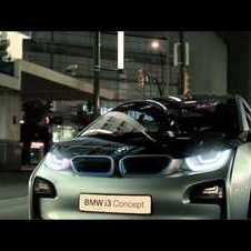 BMW i. Born Electric. The BMW i3 Concept & BMW i8 Concept