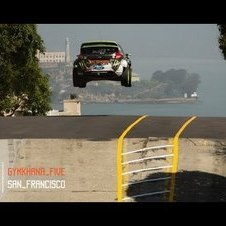DC SHOES: KEN BLOCK'S GYMKHANA FIVE: ULTIMATE URBAN PLAYGROUND; SAN FRANCISCO