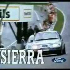 Ford ~ Sierra TV Commercial 1985