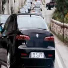 Quantum of Solace Car Chase Aston Martin DBS + Alfa Romeo (HD)