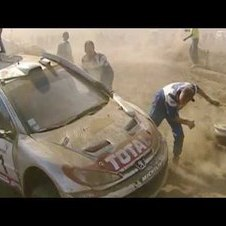 10 years of the World Rally Championship