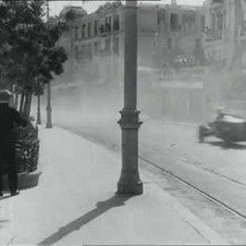 First Ever Monaco Grand Prix (1929)
