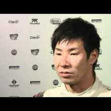 F1 - Sauber C30 launch - Interview with Kamui Kobayashi (Japanese & English)