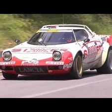 Rally Heaven - Shotgun in a Lancia Stratos and Delta S4 - CHRIS HARRIS ON CARS