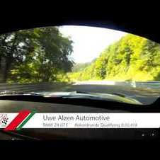 Alzen Automotive Qualifying-Runde 4. VLN-Lauf