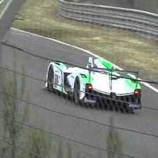 Pescarolo 03 Le Mans Test day 2012