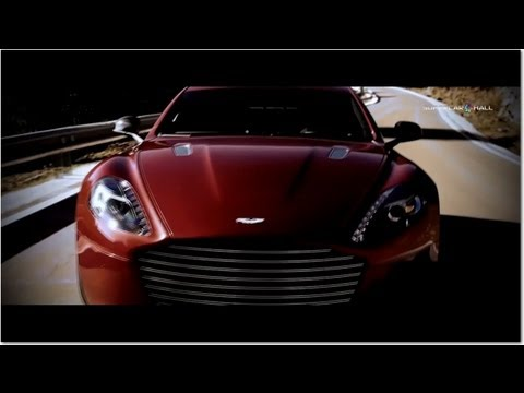 The New Aston Martin Rapide S - Official Trailer