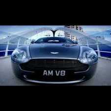 Aston Martin V8 Vantage Official Video