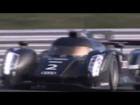 Audi R18 E-Tron Quattro 2012 testing at the Paul Ricard