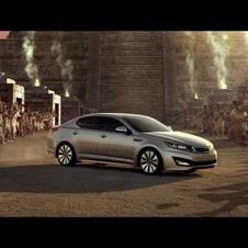 2011 Kia Optima: One Epic Ride -- Big Game 2011 Commercial