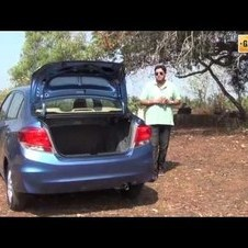 Honda Amaze Diesel test drive review in India